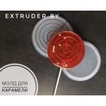 Молд для леденца-погремушки «Лабиринт»